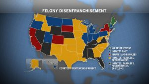 felon disenfranchisement